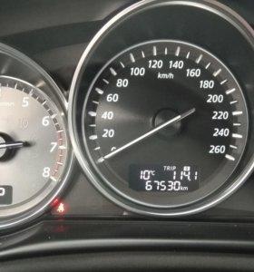 Mazda CX-5, 2014
