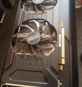 Palit nVidea GeForce GTX 1070 8gb
