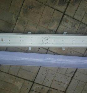 Светодиодные лампы, диодная подсветка