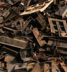 Вывоз металлолома мусора