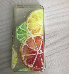 Чехол на телефон iPhone 5S