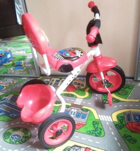 Велосипед детский на 2-3 года