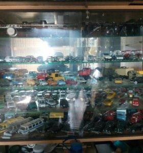 Коллекция моделек СССР в масштабе 1:43