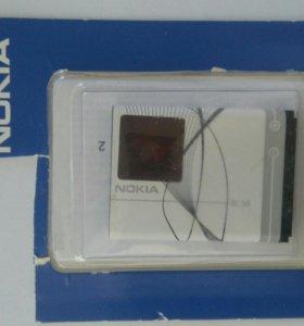 Аккумулятор Nokia Battery, 890mAh Bl-5B