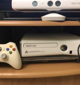 Xbox 360+Киннект+игры