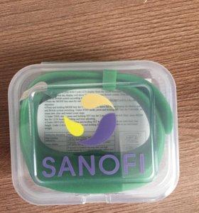 Фитнес - браслет Sanofi (Франция)