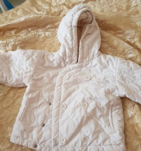 Курточка на девочку(6месяцев)