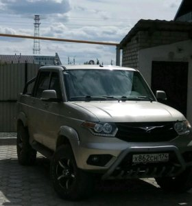 УАЗ Pickup, 2015