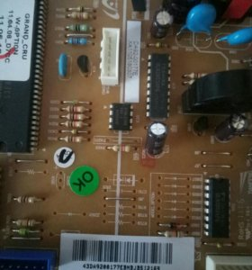 плата DA92-00177E для холодильника самсунг RL60GEG