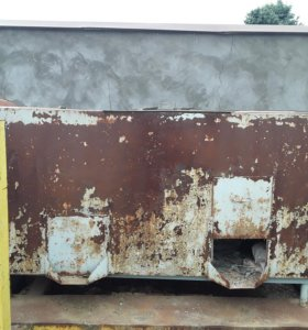 Бункер, ёмкость для хранения сыпучих кормов