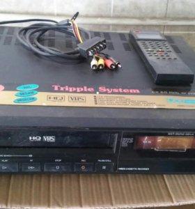 Видеомагнитофон VHS Samsung se9001