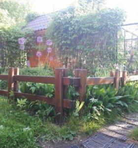 Заборчики для цветников и дорожек
