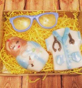 Подарок врачу Офтальмологу - мыло ручной работы