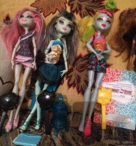 Куклы Monster High(Монстр Хай)