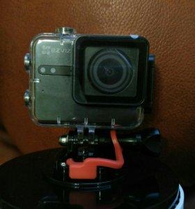Экшн камера Ezviz S5plus 4k