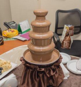 Шоколадные фонтаны и фонтаны для напитков