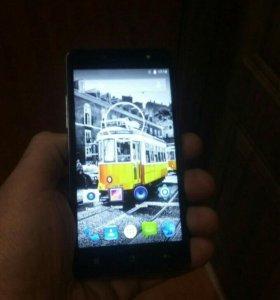 Jinga Hotz m1 4G. LTE '5.0
