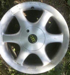 Ауди 80 диски литые