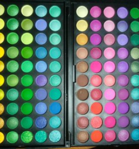 Набор теней для макияжа 120 цветов