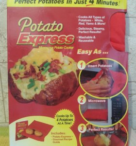 Рукав для запекания картошки
