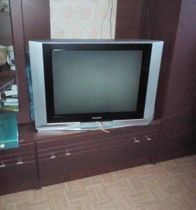 продам б/у цветной телевизор
