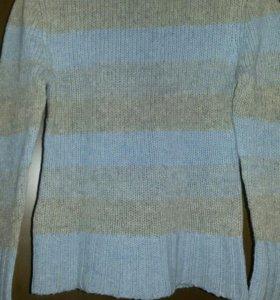 Свитер шерстяной с горлом Reserved размер S