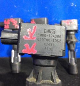 Катушка зажигания Мазда Mazda 6M8G-12A366
