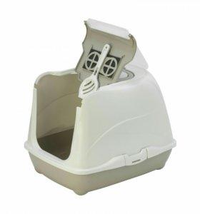 Новый Туалет-домик Flip cat