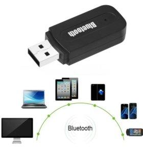 Aux Bluetooth адаптер