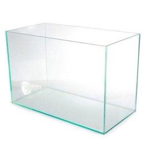 Аквариум стеклянный