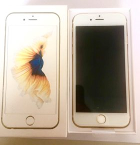 Apple iPhone 6S 16Gb Gold Новый