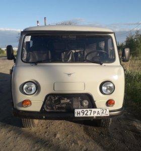 УАЗ 390945 2016г.