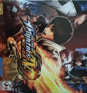 Игра для PS4 «The King of fighters XIV»