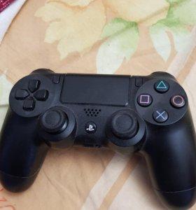Dualshock 4 черный