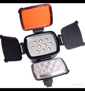 Накамерный свет для фотоаппарата или видеокамеры