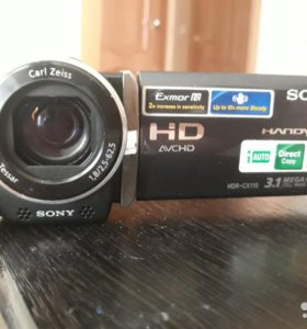 Sony HDR-CX110E