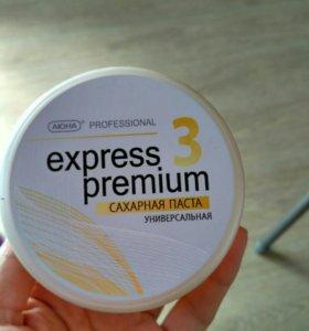Паста для шугаринга Аюна 3 express premium