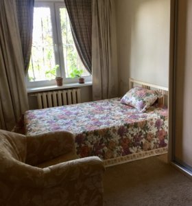 Квартира, 4 комнаты, 78.4 м²