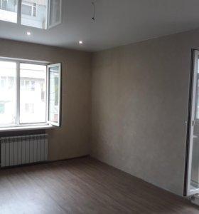 Квартира, 1 комната, 32.8 м²