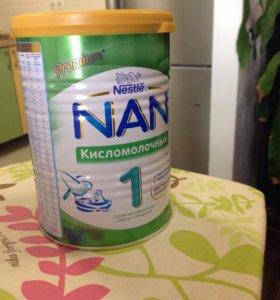 Nestle NAN 1 кисломолочный