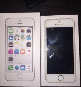 Продаю iPhone 5s 16 gb