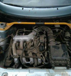Двигатель ваз 16кл