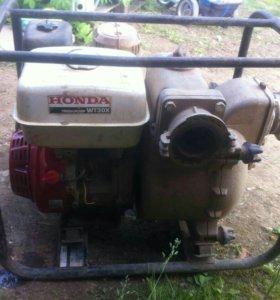 Мотопомпа HONDA WT30X