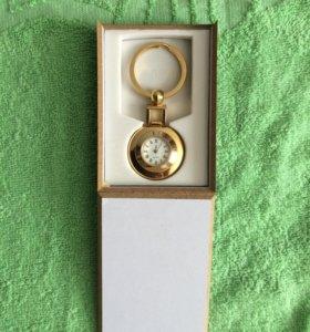 Часы, брелок, подарок