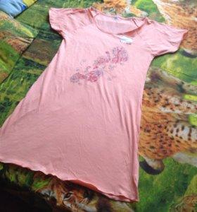 Сорочка или туника для дома