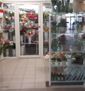 Продам цветочный магазин