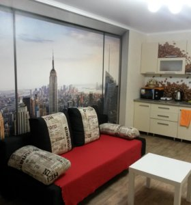 Сдам 1-к квартира, 31 м² на Ленина