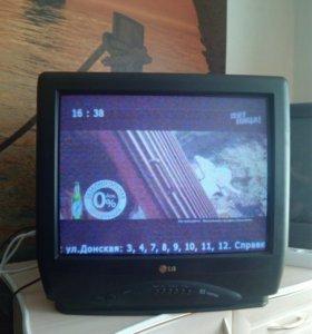 Телевизор LG,