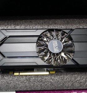 Видеокарта PALIT GeForce GTX 1060 6Gb STORMX