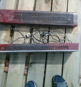 Обогреватели электрические